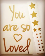 you are so loved_losse vellen_bewerkt