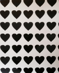 muursticker hart