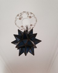 muursticker lamp-art